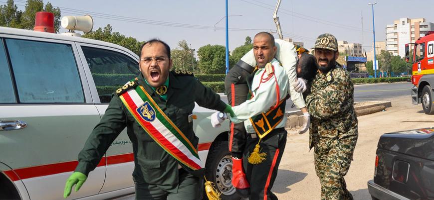 İran'da askeri törene düzenlenen saldırıda ölü sayısı artıyor