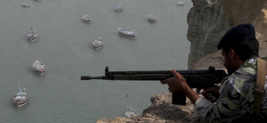İran Hürmüz Boğazı'nda askeri tatbikat yapacak