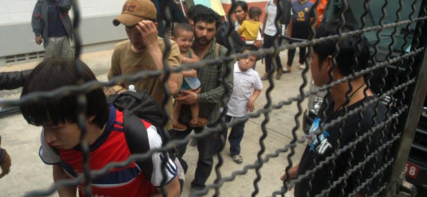 Çin: Terörle mücadelede ilerleme sağladıkça kamplarımızı küçülteceğiz