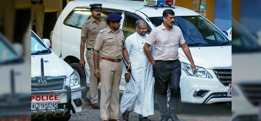 Tecavüz ve cinsel istismar suçlusu piskopos tutuklandı
