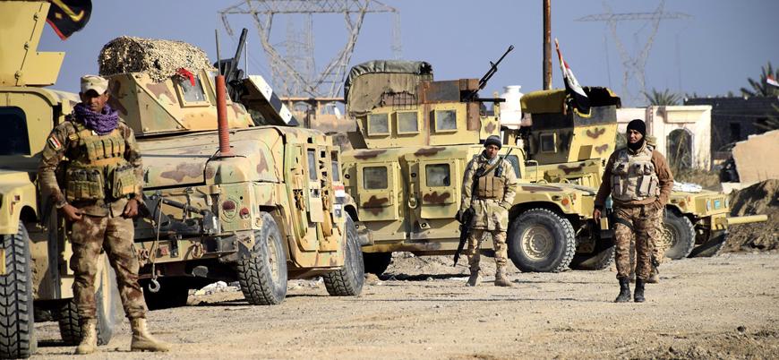 Irak'ta IŞİD'e karşı 'geniş çaplı operasyon'