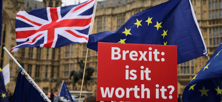 AB'den May'e Brexit tepkisi: Uzlaşılamaz olan May'in kendisi