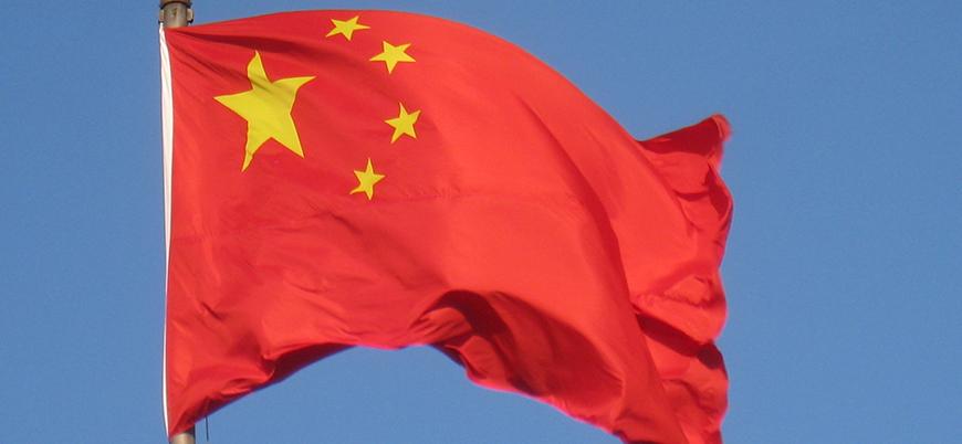 Çin: ABD'nin müdahale hakkı yok