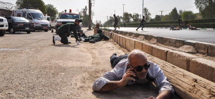 Mısır Umman ve Hamas İran'da düzenlenen saldırıyı kınadı