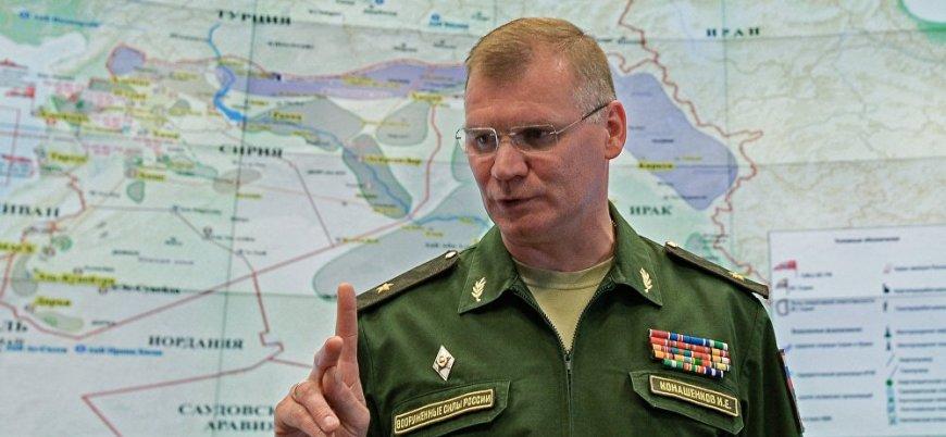 Rusya: Türkiye'nin yeni operasyon yapabileceğini söylemesi şaşkınlık verici