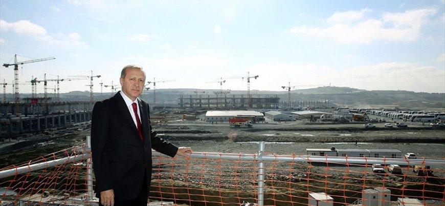 Erdoğan'dan üçüncü havalimanı tarihiyle ilgili açıklama