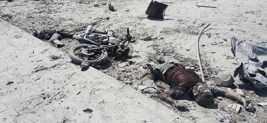 ABD koalisyonu Suriye'de en az 2 bin 832 sivili öldürdü