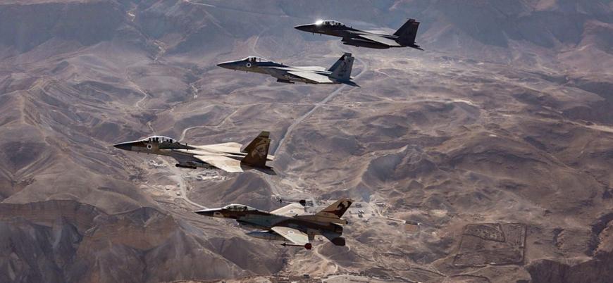 İsrail: Suriye'deki operasyonlarımıza devam edeceğiz