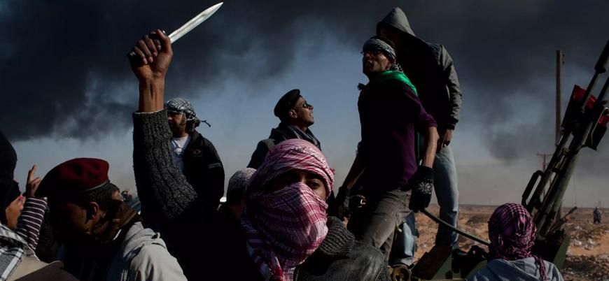 Libya uluslararası toplumdan yardım istedi