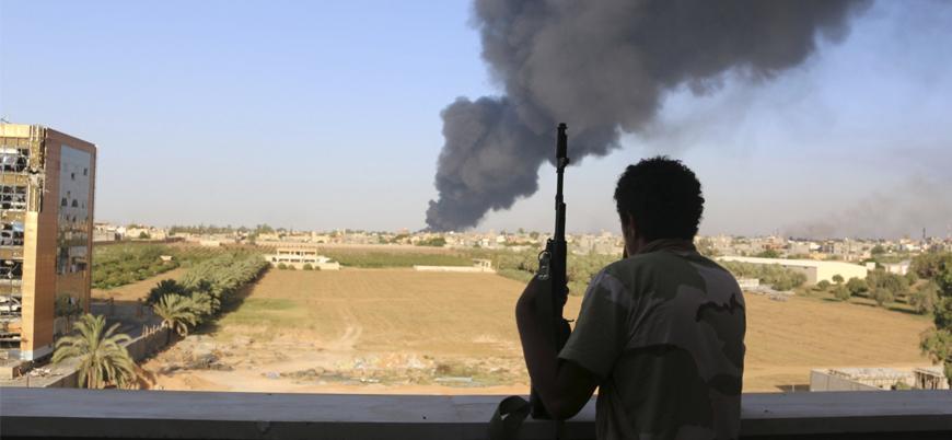 Pentagon'dan Türkiye hakkında 'Libya' iddiası
