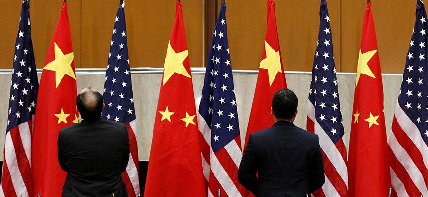 ABD ve Çin arasında 'Hong Kong' gerilimi tırmanıyor