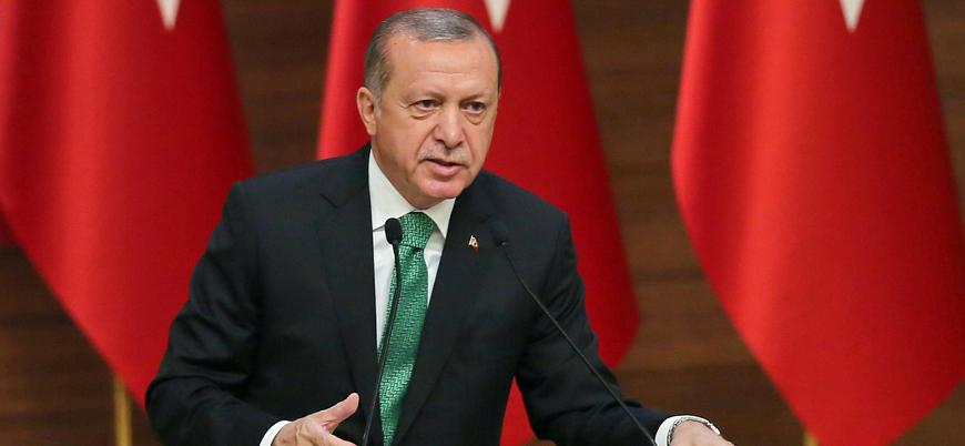 Erdoğan: Suriyeliler için destek vermezlerse açarız sınırları yürüsünler Avrupa'ya
