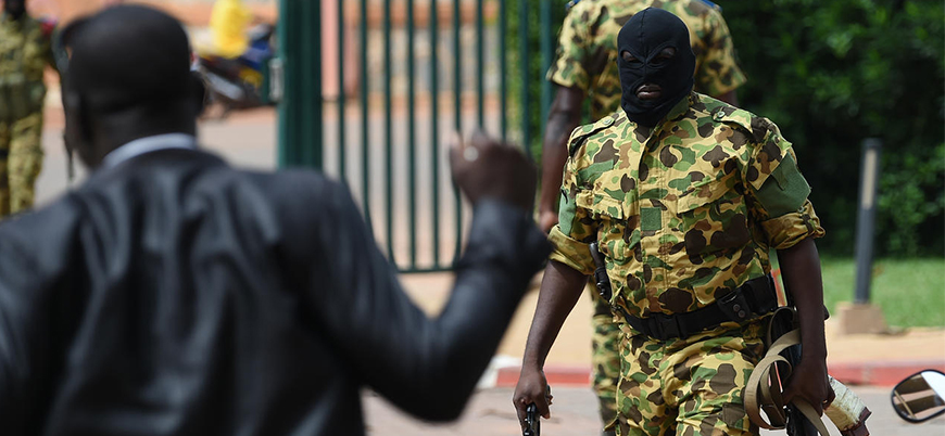 Burkina Faso'da iki yabancı kaçırıldı