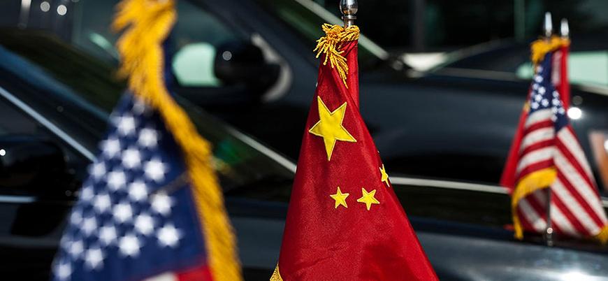 Çin'den ABD'ye vergi misillemesi