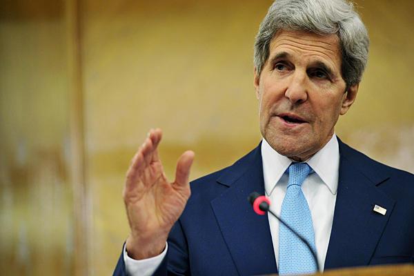 Kerry: Esed güçleri Halep'te katliam yapıyor