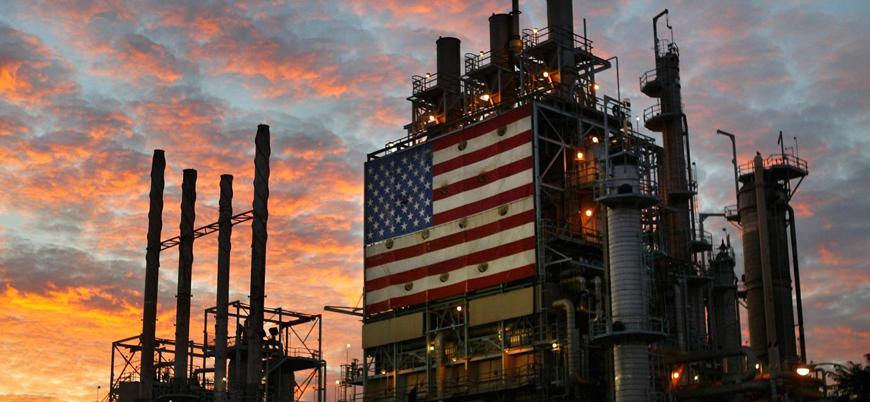 ABD'nin petrol üretimi 13,4 milyon varile çıkacak