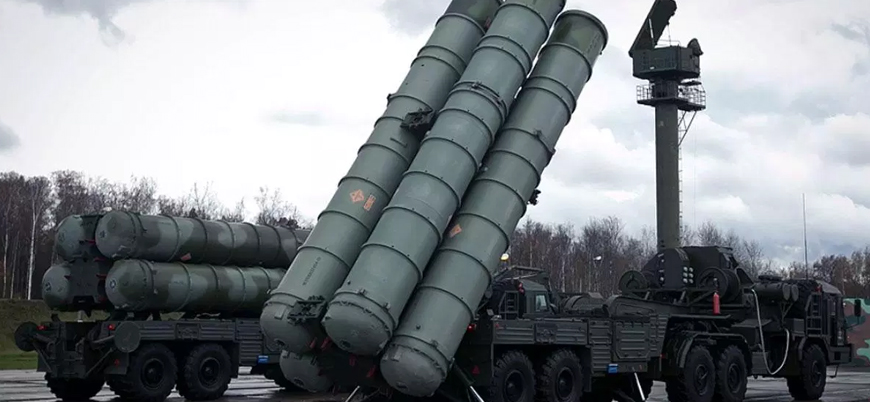 Rusya Suriye'ye S-300 sevk ediyor