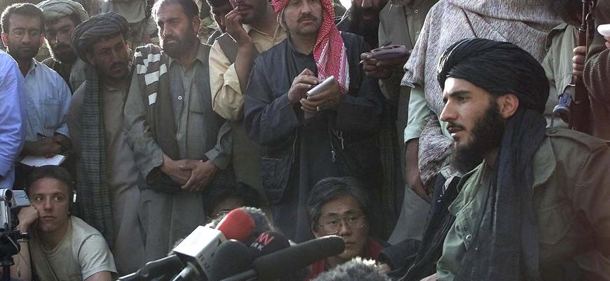 """Taliban """"ABD ile görüşme"""" iddiasını yalanladı"""