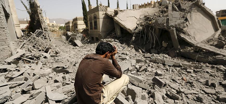 Yemen'e 'güvenli koridor' önerisi