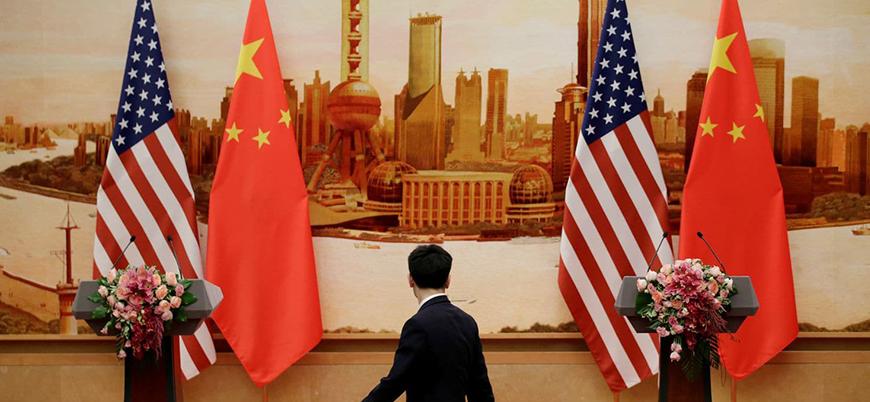 """""""Çin'in boğazına bıçak dayalıyken ABD ile müzakere yapamaz"""""""