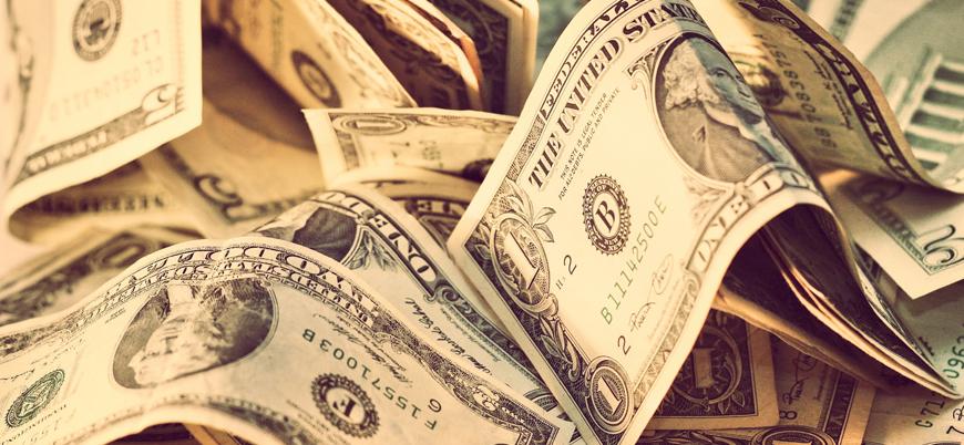 Dolar 6.10'un altına indi