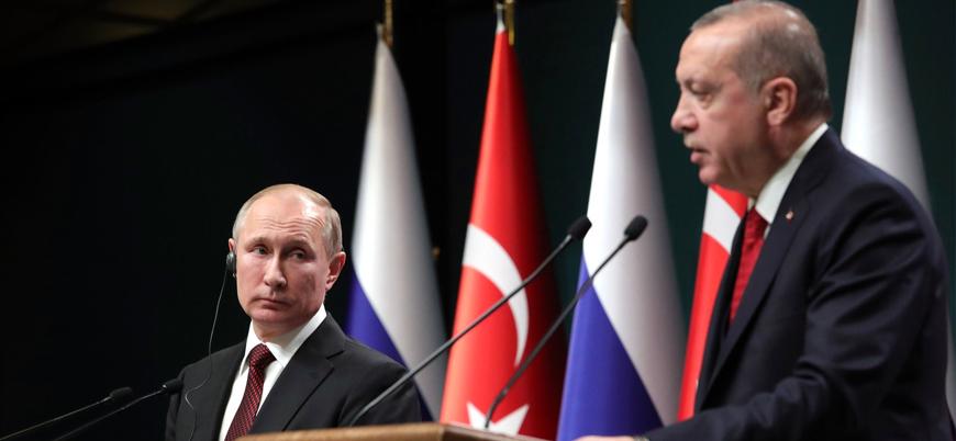 Erdoğan-Putin görüşmesinde neler konuşulacak?