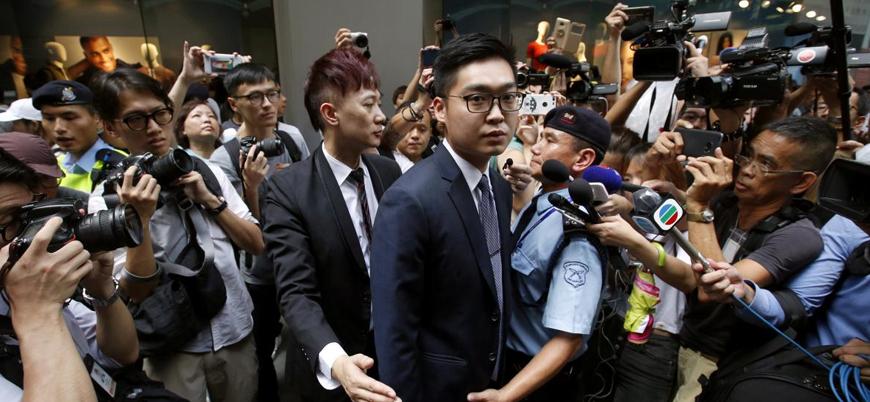 Hong Kong'da 'bağımsızlık' yasaklandı