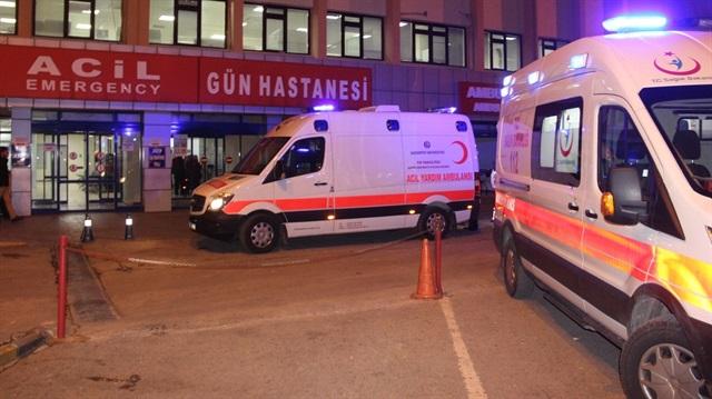 Fırat Kalkanı'nda yaralanan Astsubay hayatını kaybetti