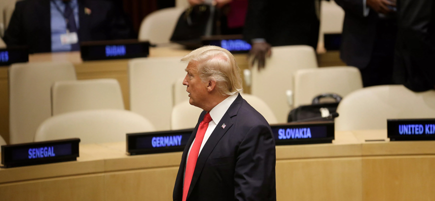 Trump'tan New York'ta diplomasi trafiği