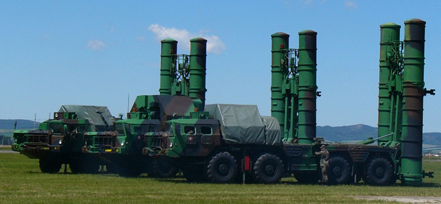 Rusya S-300 sistemiyle Suriye'nin hava sahasını 'korumaya alıyor'