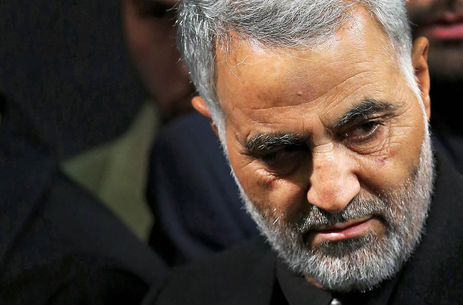 İran etkisini artırıyor: Süleymani Halep'te