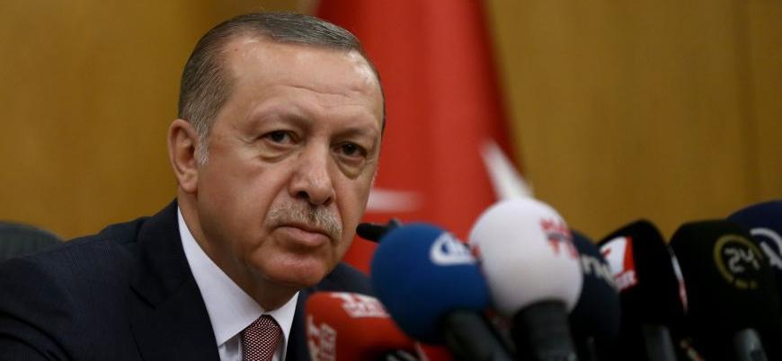 Cumhurbaşkanı Erdoğan'dan 'Münbiç' açıklaması