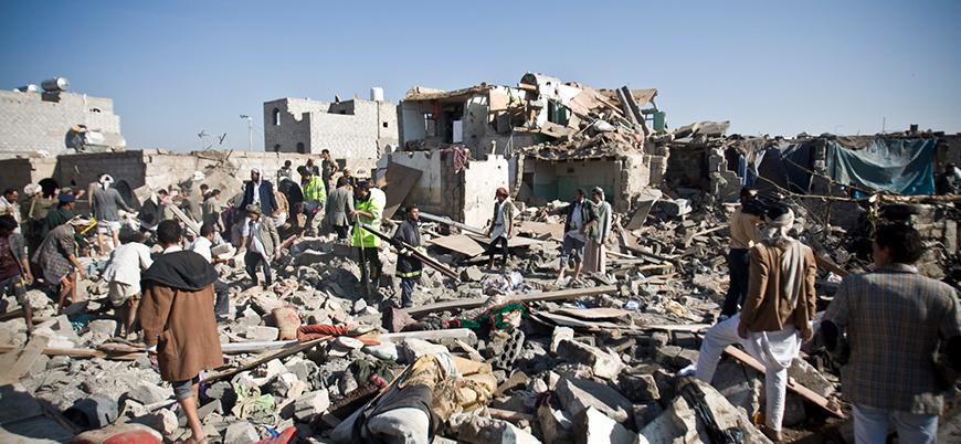 Suudi Arabistan'dan Yemen'de sivil kayıplara dair açıklama
