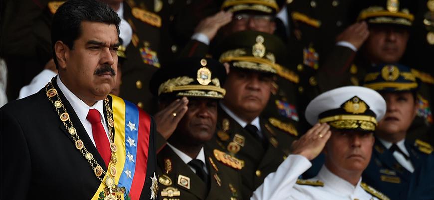 """Venezuela askerleri Maduro'ya karşı harekete geçmeli"""