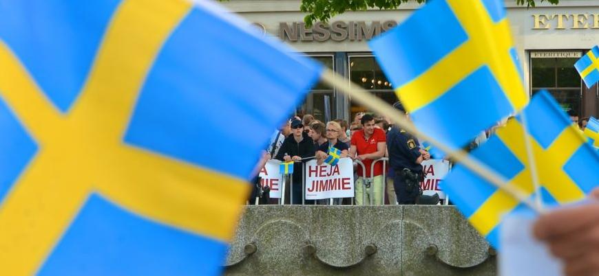 İsveç'te aşırı sağ hükümet için 'kilit güç' haline geldi