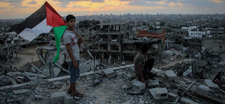 """""""Gazze ekonomik çöküşün eşiğinde"""""""