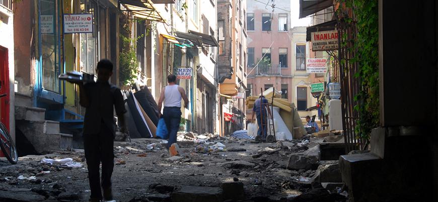 Türkiye'nin gelir düzeyi farkı İstanbul'da zirvede