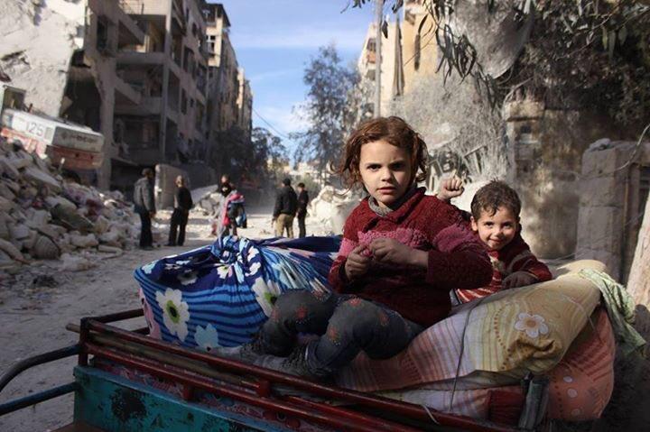BM Genel Sekreteri: Halep cehennemle eşanlamlı