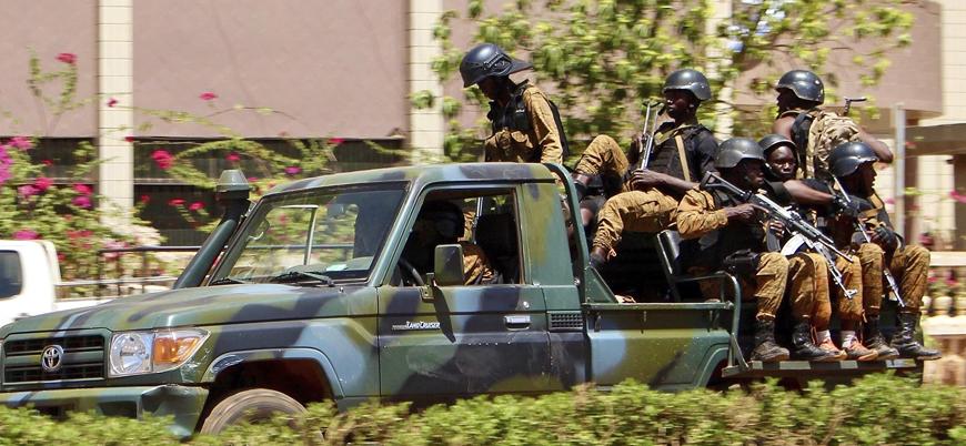 Burkina Faso'nun kuzeyinde OHAL ilan edildi