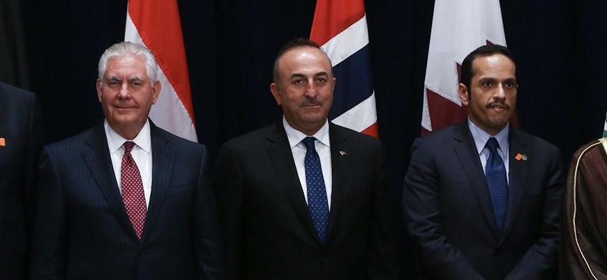 Çavuşoğlu: Yabancı terörist savaşçıları engellemek için elimizden geleni yapıyoruz