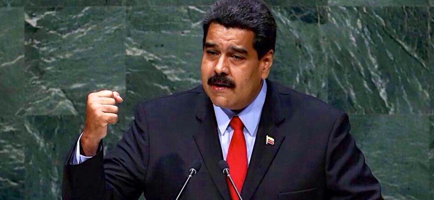 Maduro: Suikasti ABD finanse etti
