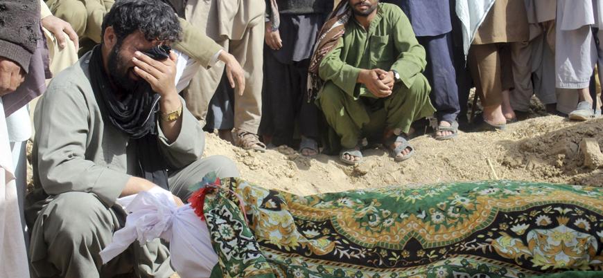 Taliban'dan uyarı: ABD Afganistan'da sistematik sivil katliamına başladı