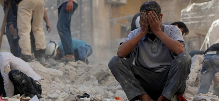 Suriye'de savaşın ağır bilançosu: 14 bin işkence mağduru, 85 bin kayıp