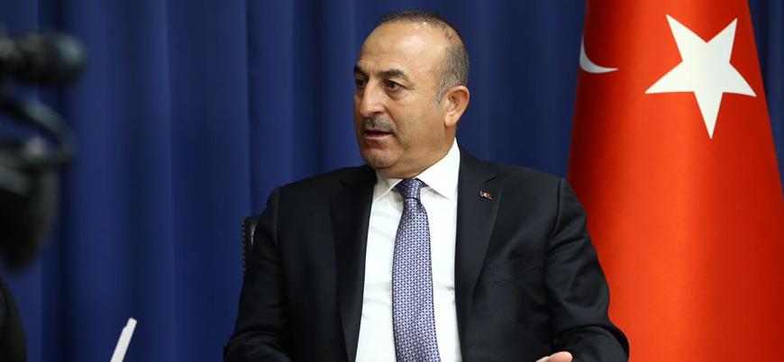 Çavuşoğlu haftaya Erbil'i ziyaret edecek
