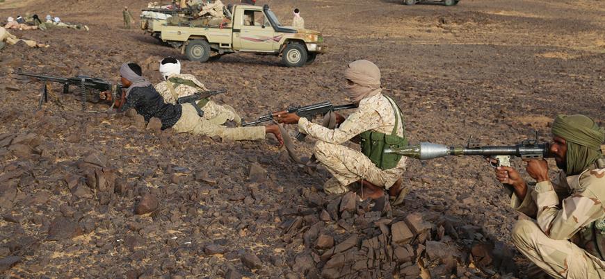 Mali'de Tuaregler arasında iç çatışma