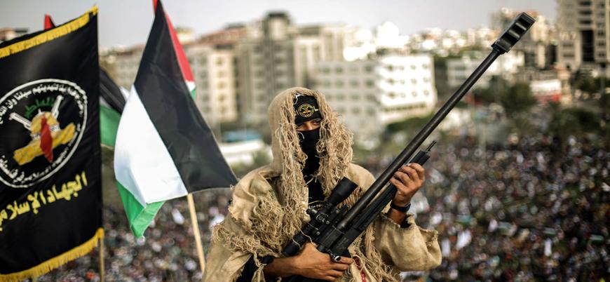 İran destekli Filistin İslami Cihad Hareketi yeni liderini seçti