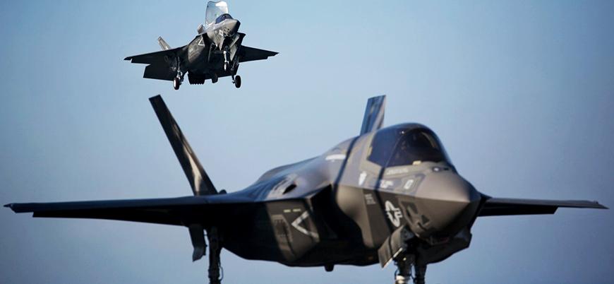 ABD F-35'i ilk saldırısını Afganistan'da düzenledi