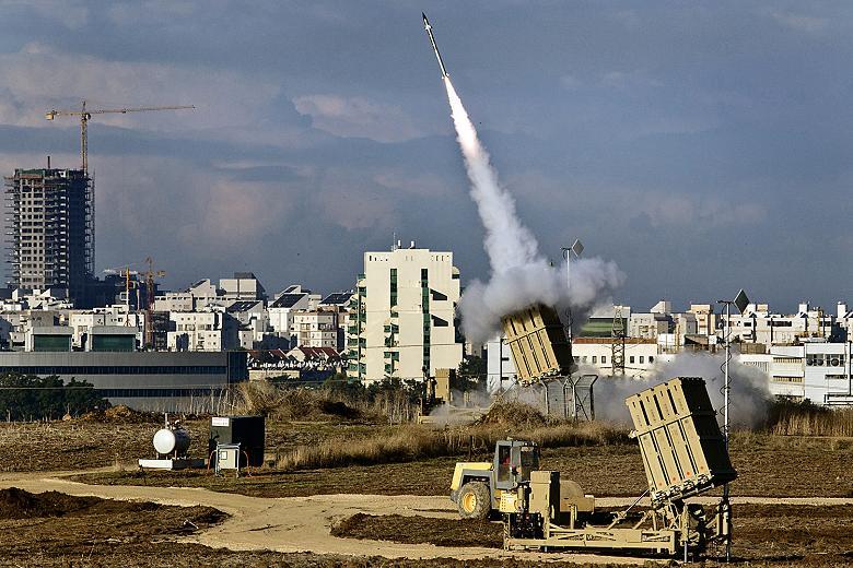 Azerbaycan İsrail'den 'Demir Kubbe' alıyor