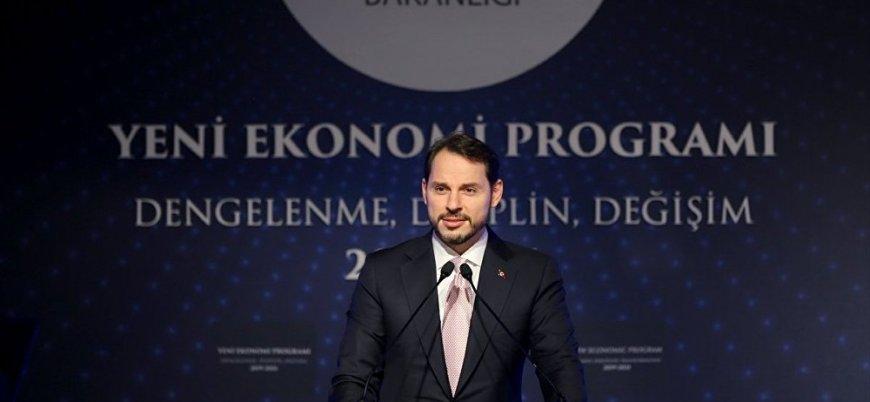 Türkiye Yeni Ekonomi Programı'nda ABD'li şirketle çalışacak