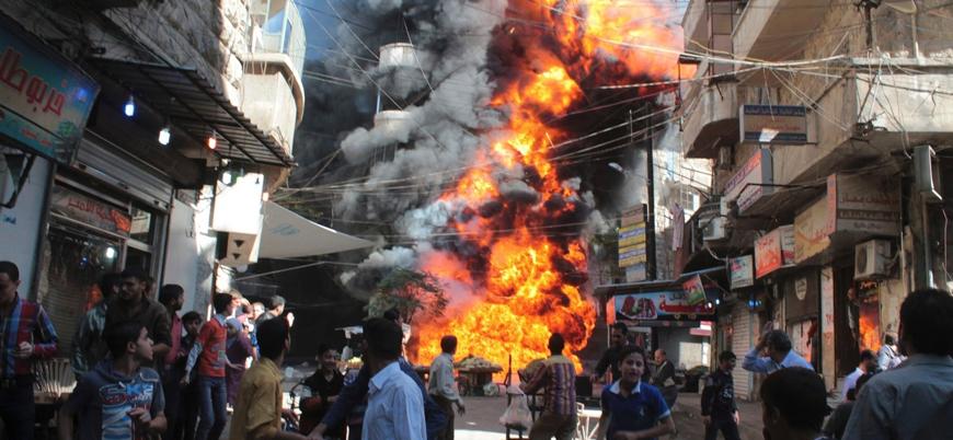 ABD dahil 7 ülkeden Suriye'de 'yeni anayasa' çağrısı